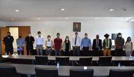 Gençlik Platformu toplantısı yapıldı