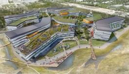 Google'ın mega kampüsüne onay
