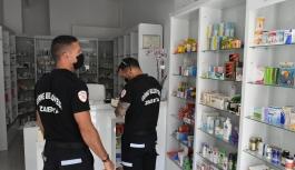 Girne Belediyesi denetimlerini sürdürüyor