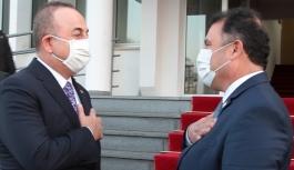 Saner- Çavuşoğlu görüşmesi iptal edildi