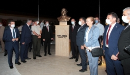 Rauf Raif Denktaş Parkı açıldı