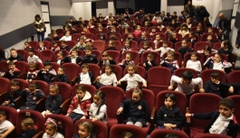 Kuzey Kıbrıs'ın ilk Çocuk Tiyatroları...