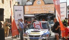 Kuzey Kıbrıs Ralli Şampiyonası başladı