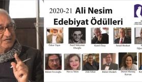 Ali Nesim Ödülleri açıklandı