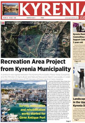 Kyrenia Express March 2021