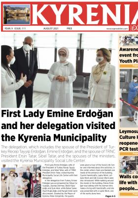 Kyrenia Express August 2021 English version