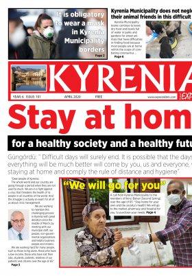 Kyrenia April 2020