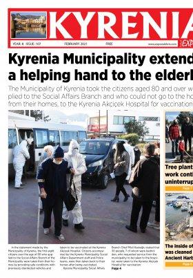 Kyrenia February 2021
